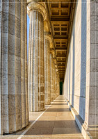 The Walhalla is a hall of fame that honours laudable and distinguished people in German history